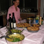 Shanthala's Thanksgiving Dinner